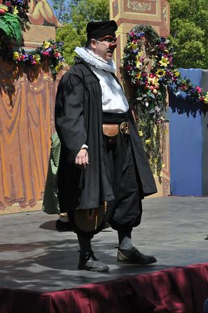 The Fourth Day of the Renaissance Pleasure Faire 15 April 2012