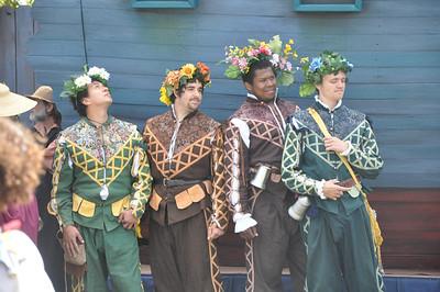 The Third Day of the Renaissance Pleasure Faire 14 April 2012