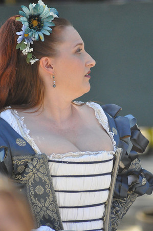 The Seventh Day of the Renaissance Pleasure Faire May Day 2010