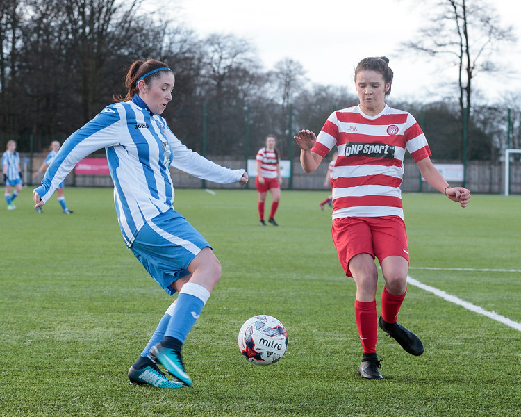 RENFREW FC LADIES V HAMILTON 23S<br /> FRIENDLY