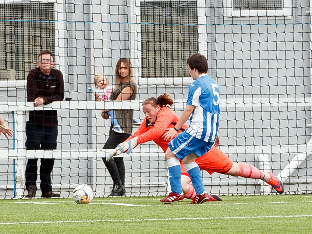SSE SCOTTISH WOMENS CUP<br /> 3RD ROUND