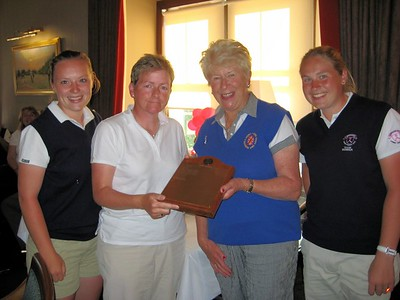 Renfrewshire Team Winners at the West of Scotland