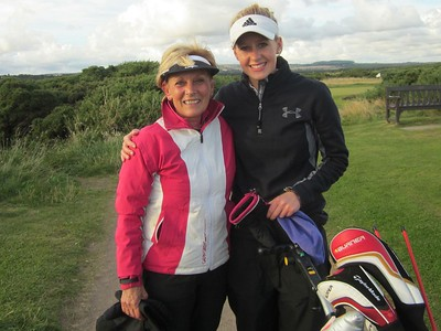 Anne Judge and Iona