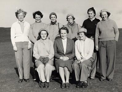 RLCGA County Team 1956