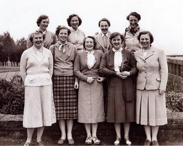 RLCGA County Team 1955