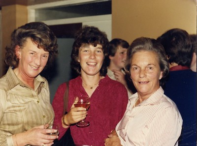 Mae Wilma Jean - Douglas Park 1981