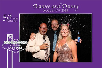 Rennee and Danny 50 years young
