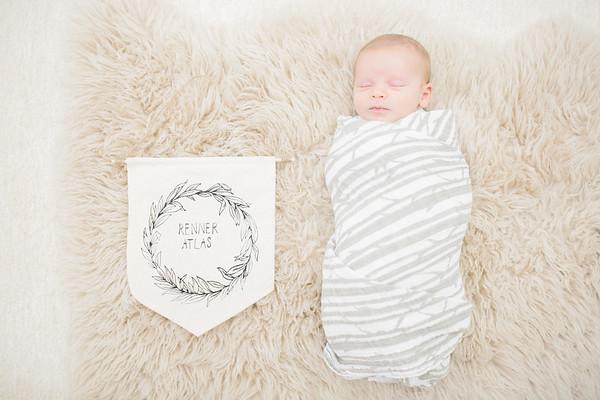 Renner Atlas | Newborn