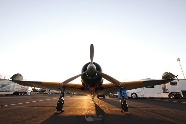 N712Z A6M3 Zero Commemorative Air Force