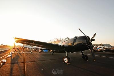 N1078Z F6F-5 Hellcat Commemorative Air Force
