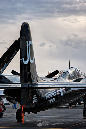 N-700F F7F-3 Tigercat  Last year, this was Race 55, Here Kitty Kitty.