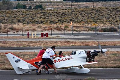 Race 87, Madness, N-687RB GR-7 Panther Pilot Steve Temple