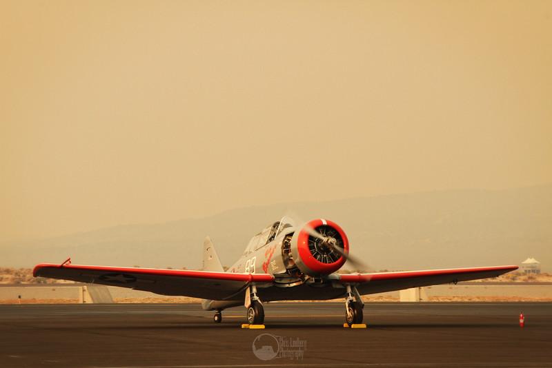 Race 89, Baby Boomer, N604R<br /> AT-6 Texan<br /> Pilot Gene McNeely
