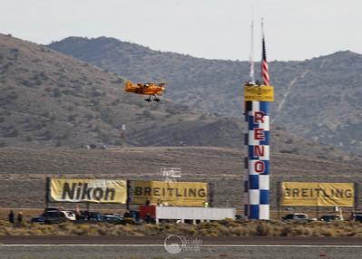 Race 23, Reno Rabbit, N777FJ Mong - Jerant Racer Pilot Jeff Rose