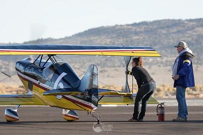 Race 6, Miss Diane, N230MP Pitts S-1S Pilot Jeffrey Lo