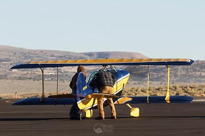 Race 8, Gone Batty, N101HR Pitts S-1S Pilot Phillip Ensley