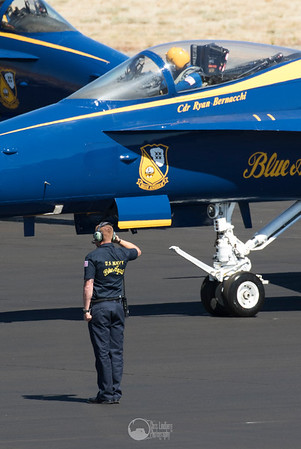 Blue Angel Salute