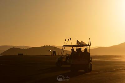 Golden Hour Golf Carts