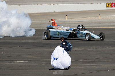 Wings of Blue and the JetCar