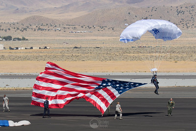 USAF Wings of Blue Skydive Demo Team