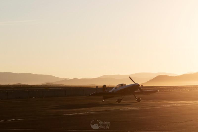 Dawn.  Griffin Rocket, Race 57