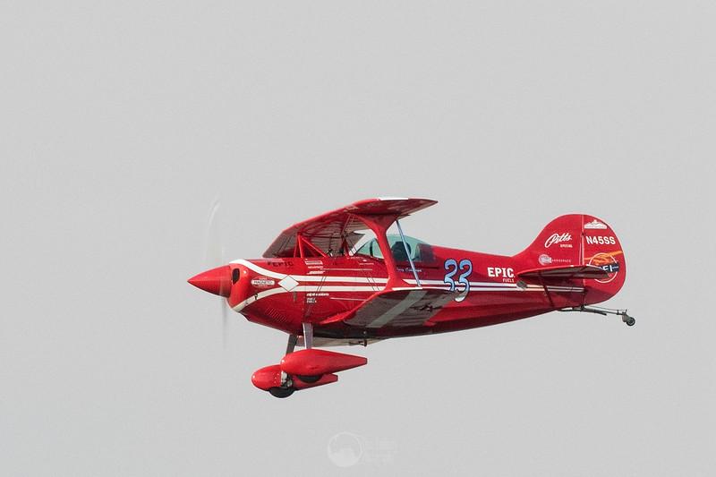 BlackHawk, Race 33