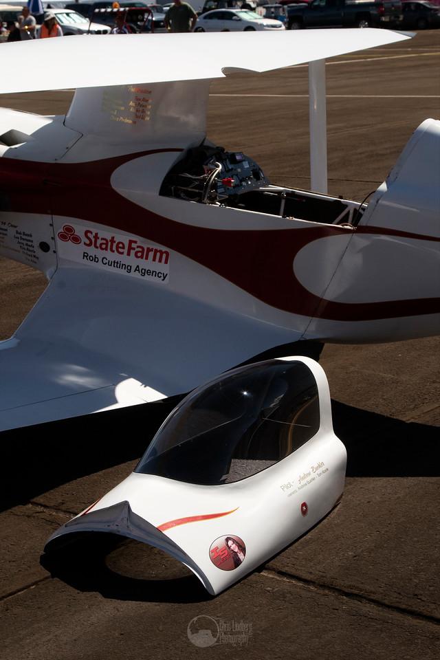 Phantom, Race 62, Canopy