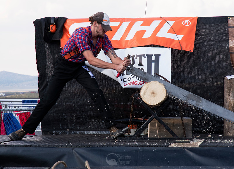 Stihl Timbersports - ChrisLindbergPhoto