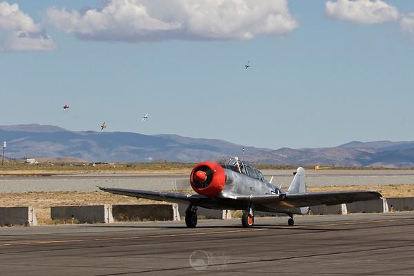 T-6 Pace Plane