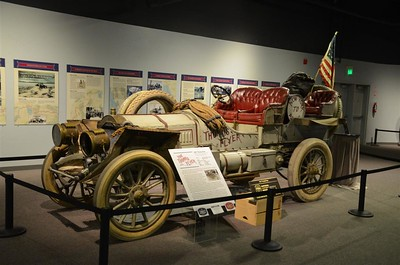 December 10, 2016 - Automobile Museum - The Thomas Flier