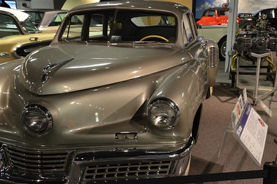 December 10, 2016 - Automobile Museum - Tucker 48