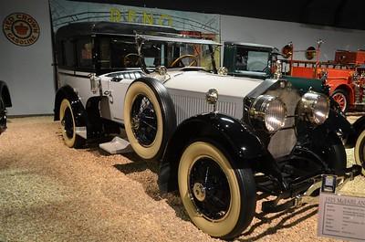 December 10, 2016 - Automobile Museum - 1925 McFarlan