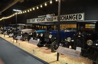December 10, 2016 - Automobile Museum