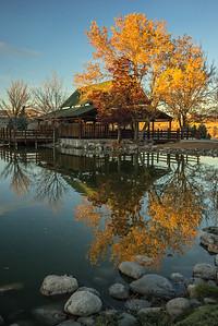 Fall at Rancho San Rafael
