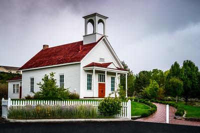 Bartley Ranch Schoolhouse