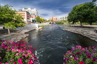 Reno Downtown Truckee River