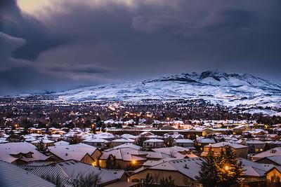 Reno Peavine 1400