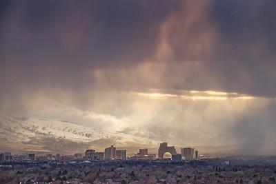 Reno skyline storm 9427