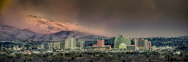 Reno skyline 1412
