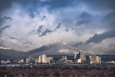 Reno skyline winter 3709