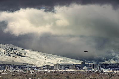 Reno skyline winter 8228