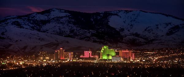 Reno skyline 3993