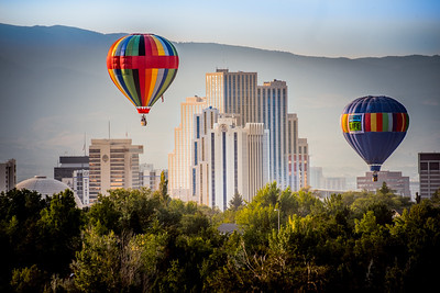 Beautiful Balloons, Reno Nevada