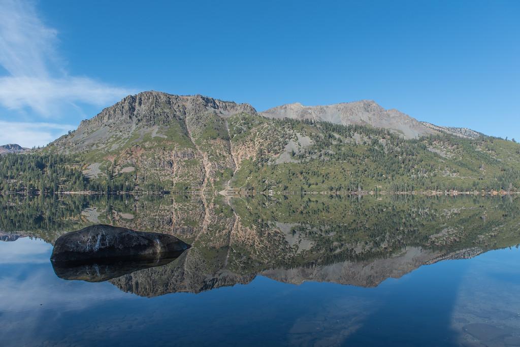 Fallen Leaf Lake, gorgeous.