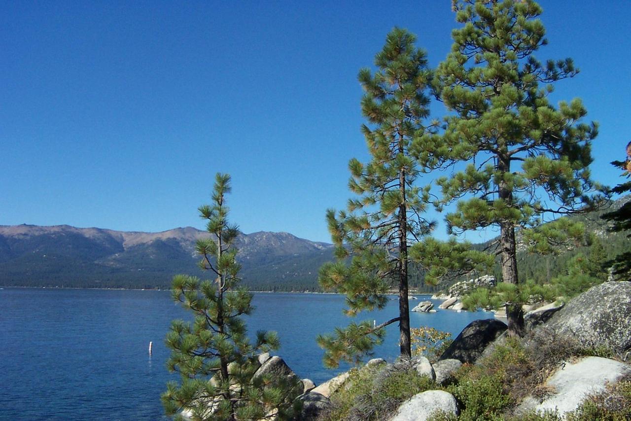 Lake Tahoe.