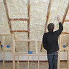 master bedroom ceiling insulated