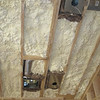 bathroom ceiling insulated