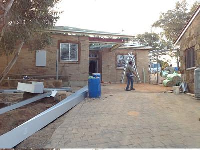 Renovations. 2014