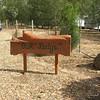Entrance to Oak Lodge