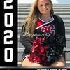 Breanna Austin Senior Banner 2020